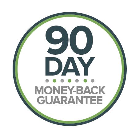 Amoils 90 day money-back guarantee