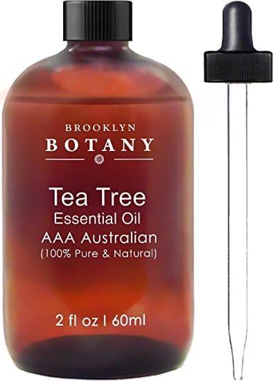 Brooklyn Botany Tea Tree Oil - AAA+ (Australian) - Therapeutic Grade