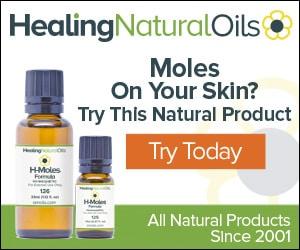 mole removal cream